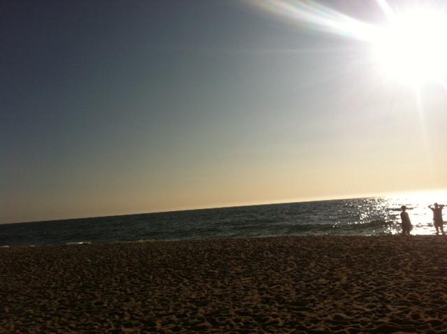 Wie schön Sonne sein kann....
